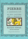 Pierre; A Cautionary Tale in Five Chapters and a Prologue book cover
