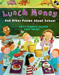 Lunch Money and Other Poems about School book cover