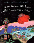 There Was an Old Lady who Swallowed a Trout book cover
