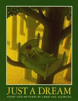 Just a Dream book cover