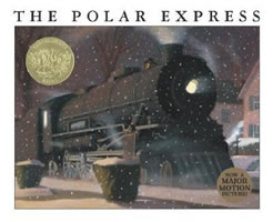 The Polar Express book cover