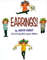 Earrings book cover