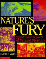 Nature's Fury: Eyewitness Reports of Natural Disasters book cover
