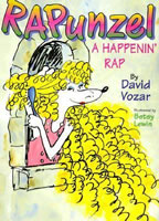 RAPunzel, A Happenin' Rap book cover