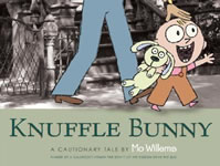 Knuffle Bunny: A Cautionary Tale book cover