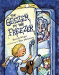 The Geezer in the Freezer book cover