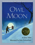 Owl Moon book cover