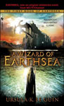 A Wizard of Earthsea book cover