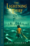 The Lightning Thief book cover