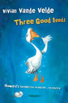 Three Good Deeds book cover