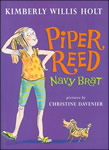 Piper Reed, Navy Brat book cover