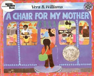 A Chair for My Mother book cover