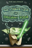The Strange Case of Origami Yoda book cover