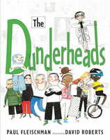 The Dunderheads book cover