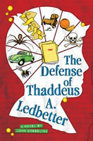 The Defense of Thaddeus A. Ledbetter book cover