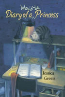 Diary of a Would-be Princess book cover