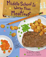 Middle School is Worse than Meatloaf book cover