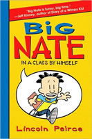 Big Nate: In a Class by Himself book cover