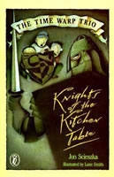 Knights of the Kitchen Table book cover