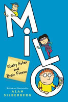 Milo: Sticky Notes and Brain Freeze book cover