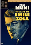 The Life of Emile Zola video cover