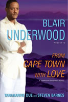 From Cape Town with Love: A Tennyson Hardwick Novel book cover