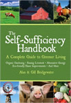 The Self Sufficiency Handbook: A Complete Guide to Greener Living book cover