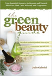The Green Beauty Guide book cover