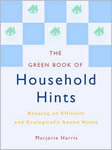 The Green Book of Household Hints book cover