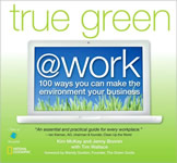 True Green @ Work book cover