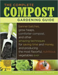 The Complete Compost Gardening Guide book cover