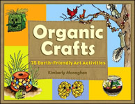 Organic Crafts book cover