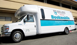 Kern River Valley Bookmobile photo