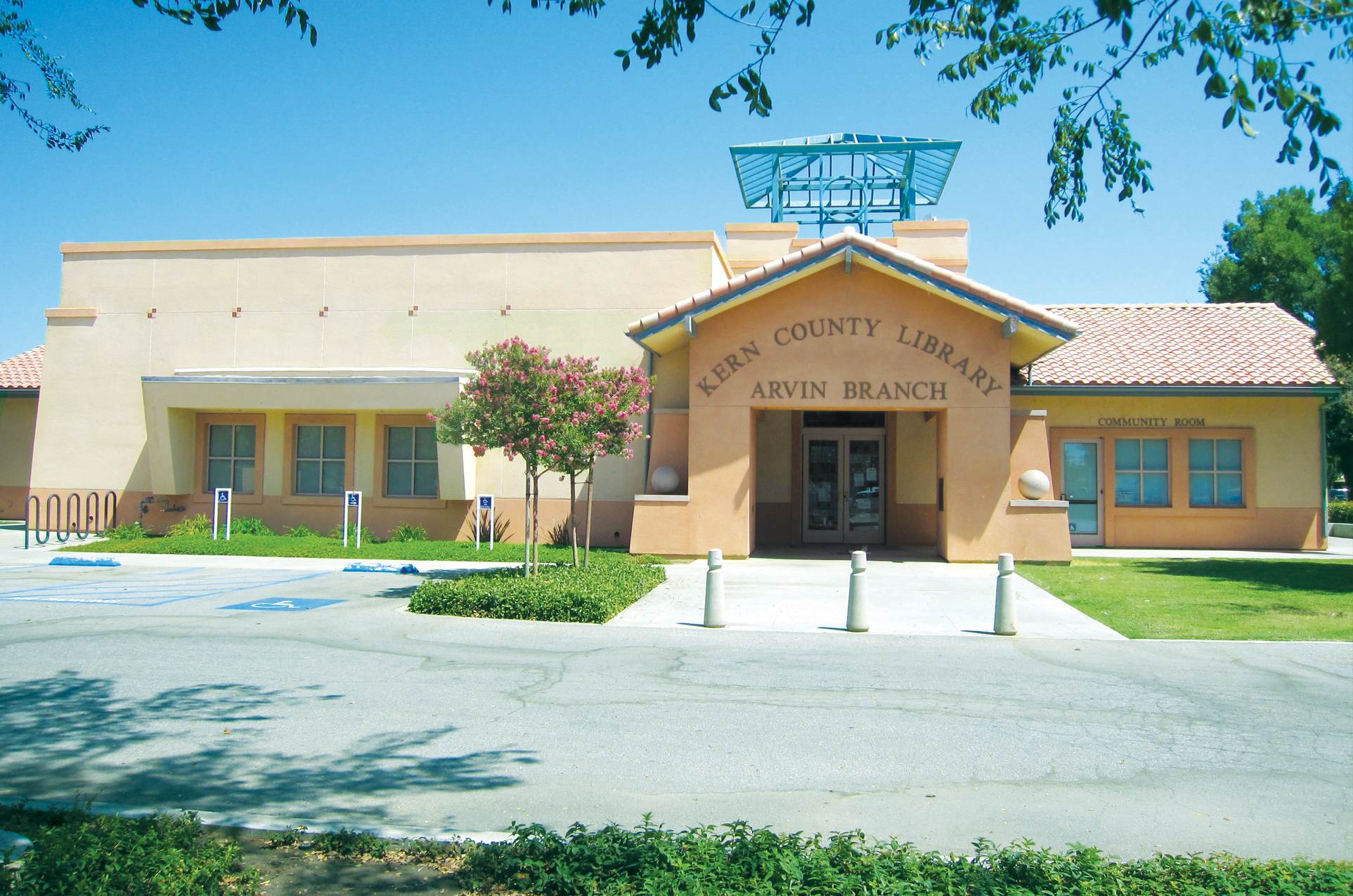 Arvin Branch Library