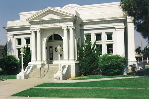 Beale Memorial Library