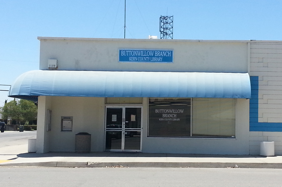 Buttonwillow Branch Library