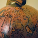 picture of a world globe
