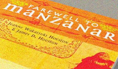 "book cover ""Farewell to Manzanar"" by Jeanne Wakatsuki Houston & James D. Houston"