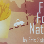 """book cover """" Fast Food Nation"""" by Eric Schosser"""
