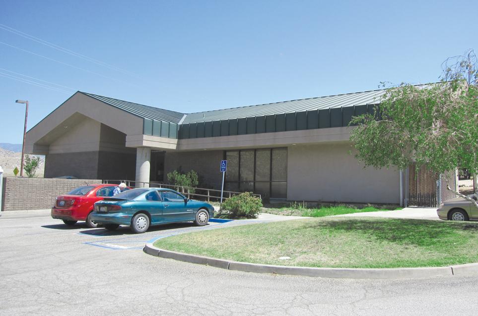 Kern River Valley Branch Library