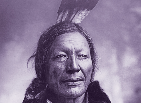 picture of Native American
