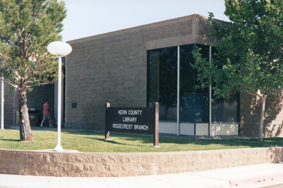 Ridgecrest Branch Library