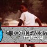 """book cover """"The Other Wes Moore"""" by Wes Moore"""