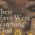 """book cover """"Their Eyes Were Watching God""""by Zora Neale Hurston"""