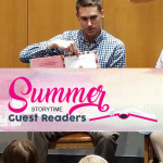 photo of Summer Storytime Guest Readers