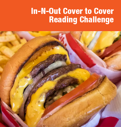 In-N-Out Cover to Cover Reading Challenge