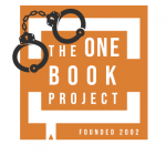 logo for The One Book Project Founded 2002