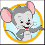 logo for ABC Mouse