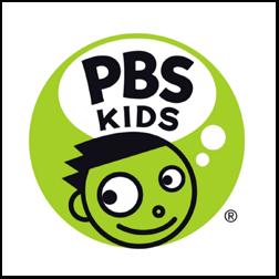 logo for PBS Kids