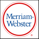 logo - Merriam-Webster